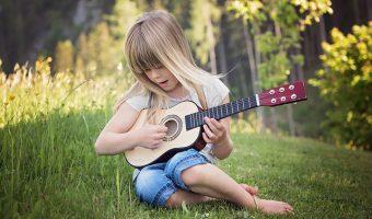 גיטרה ראשונה לילד