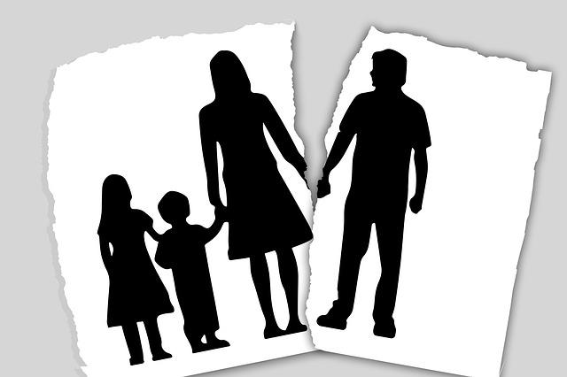 להתגרש לטובת הילדים