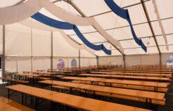 אוהלים גדולים להשכרה